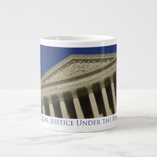 Equal Justice Under the Law Jumbo Mug