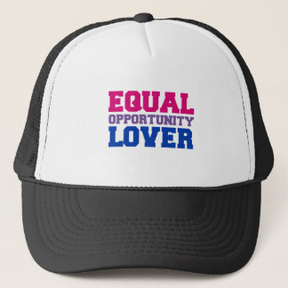 Equal Opportunity Lover Trucker Hat