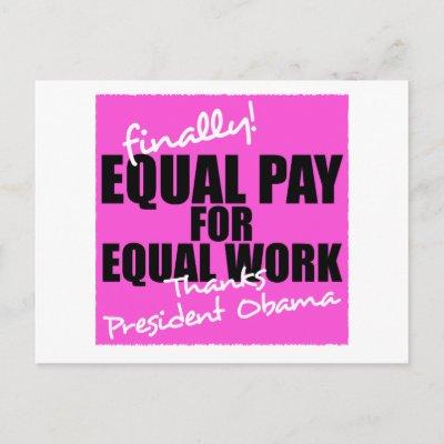 equal pay equal work