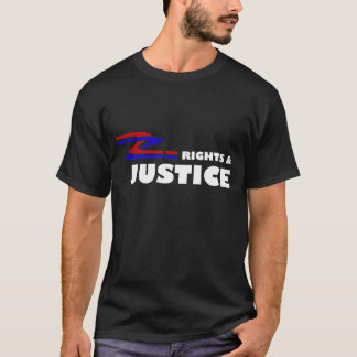 Equal Rights and Justice T-Shirt