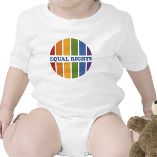 Equal Rights clothing Baby Bodysuit