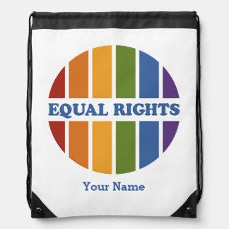 Equal Rights custom bag