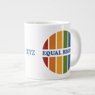 Equal Rights custom mugs