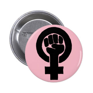 Equal Rights Design 2 Button