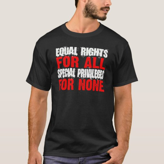 Equal Rights For All Men's Shirt