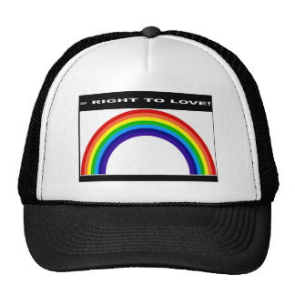 Equal Rights Trucker Hat