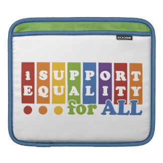 Equal Rights iPad sleeve