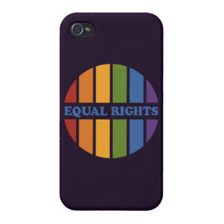 Equal Rights iPhone case iPhone 4/4S Cases