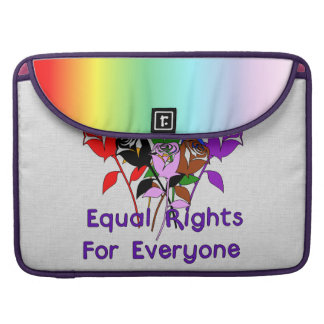 Equal Rights MacBook Pro Sleeve