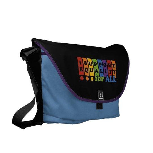 Equal Rights messenger bag