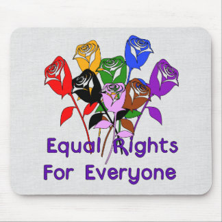 Equal Rights Mouse Pad