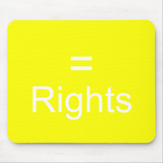 Equal Rights Mousepads