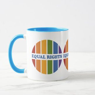 Equal Rights mugs - choose style