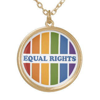 Equal Rights necklace
