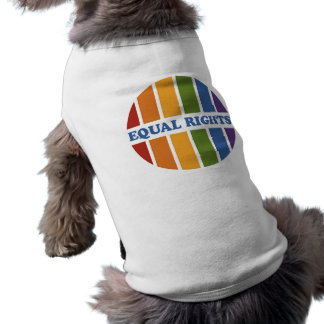 Equal Rights pet clothing