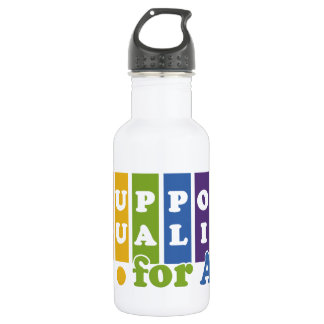 Equal Rights 18oz Water Bottle