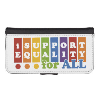 Equal Rights phone wallets