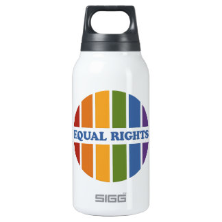 Equal Rights 10 Oz Insulated SIGG Thermos Water Bottle