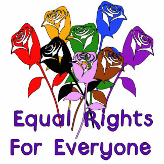 Equal Rights Statuette