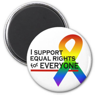 Equal Rights Supporter magnet