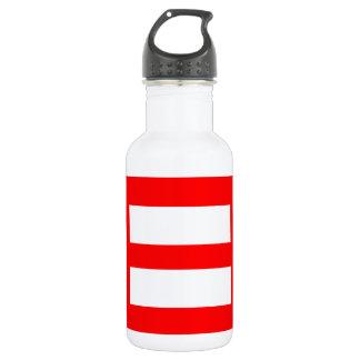 Equal Sign 18oz Water Bottle