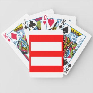 Equal Sign Card Deck