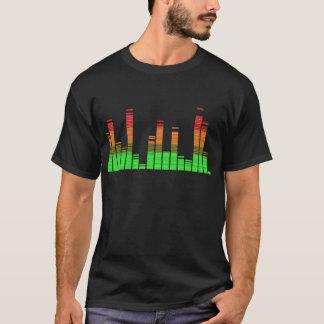 Equaliser Black T-Shirt