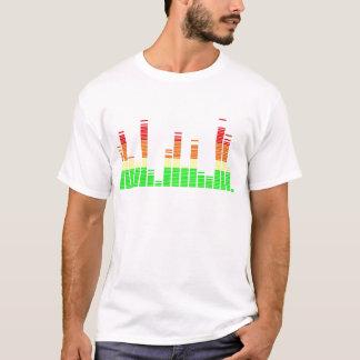 Equaliser white T-Shirt