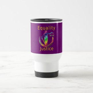 Equality and Justice Mug