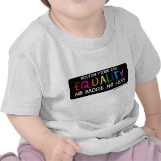 Equality Baby T Tshirt