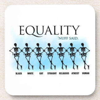 Equality Beverage Coasters