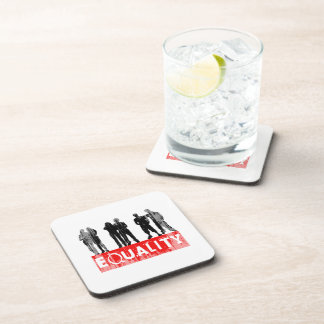 Equality Faded.png Drink Coasters