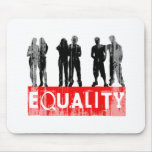 Equality Faded.png Mouse Pads