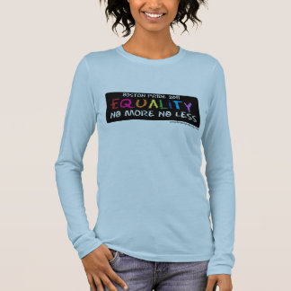 Equality Fashion Long Long Sleeve T-Shirt