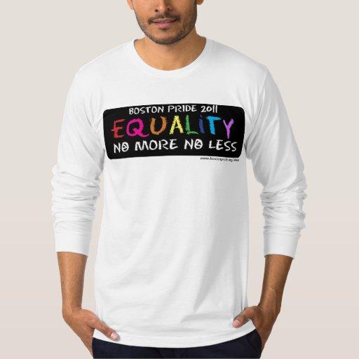 Equality Fashion Long T Shirt