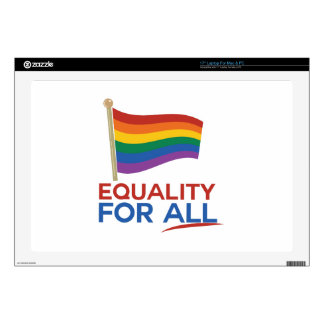 """Equality For All Skins For 17"""" Laptops"""