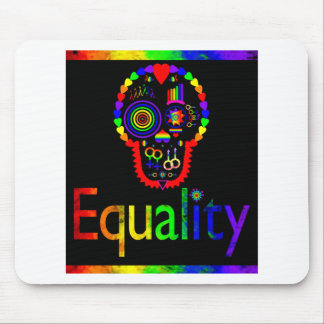 Equality for everyone - Even the dead Mouse Pad