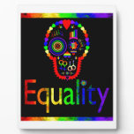 Equality for everyone - Even the dead Photo Plaques