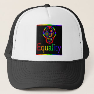 Equality for everyone - Even the dead Trucker Hat