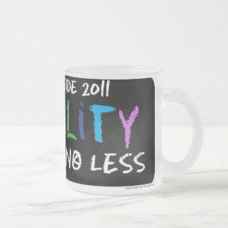 Equality Frosted Mug