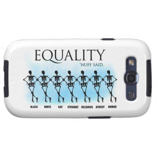 Equality Galaxy SIII Case