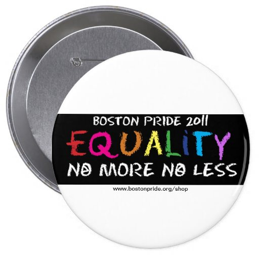 Equality Huge Button