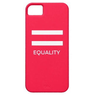 Equality iPhone SE/5/5s Case