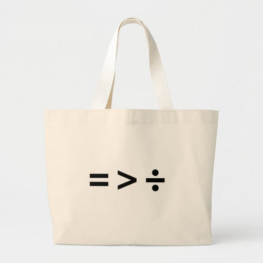 EQUALITY IS GREATER THAN DI CANVAS BAG