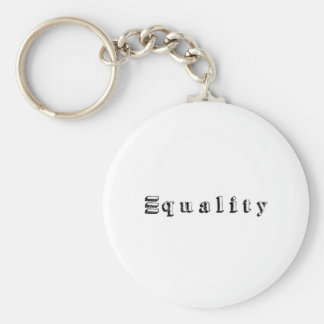 equality key chains