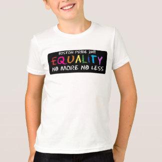 Equality Kids Ringer T-Shirt