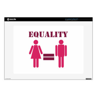 Equality Laptop Decals
