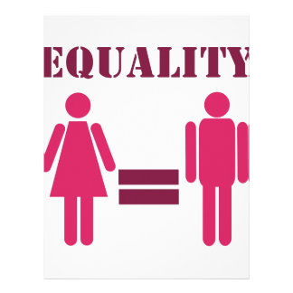 Equality Letterhead
