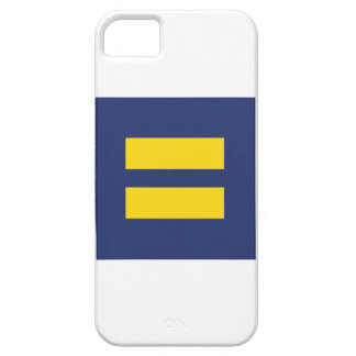EQUALITY logo cell phone cover