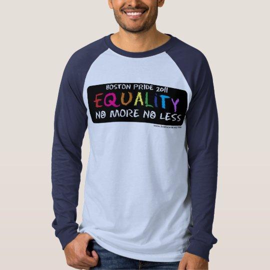 Equality Long Raglan T-Shirt